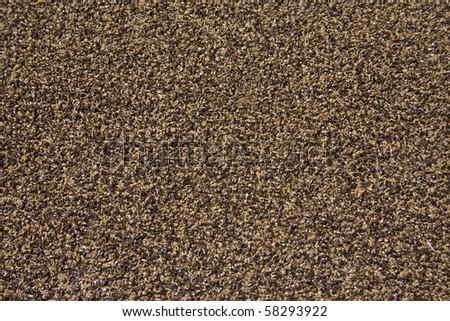 Indoor outdoor carpet texture - stock photo