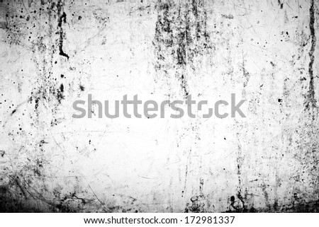 Industrial aged rusted metal, grunge texture  - stock photo