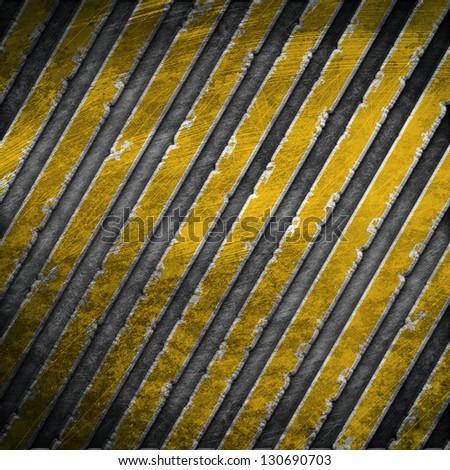 Industrial grunge metal background - stock photo