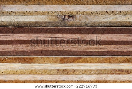 Industrial Plywood background. - stock photo