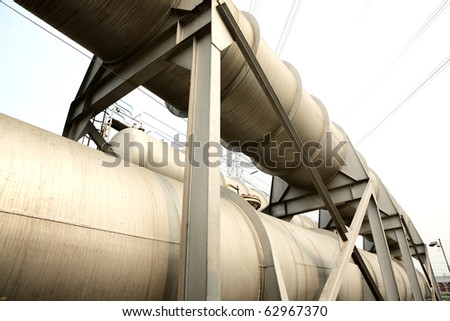 industry - stock photo