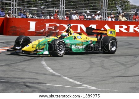 Indy 300 Gold Coast - stock photo