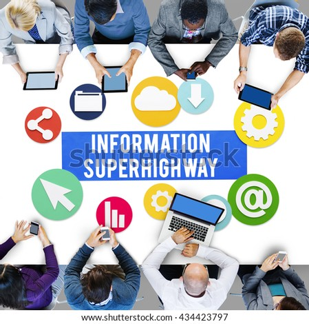 a paper on the information superhighway Data warehousing and the information superhighway essays: over 180,000 data warehousing and the information superhighway essays, data warehousing and the information.