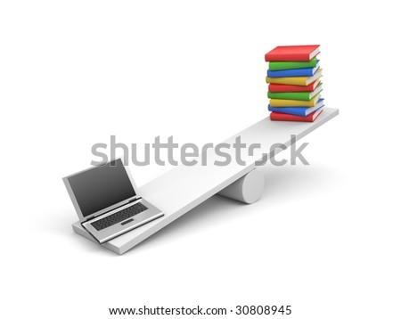 Information technology - stock photo