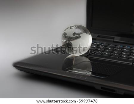 Information technology. - stock photo