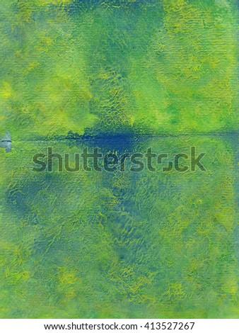Ink Texture  - stock photo