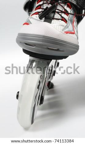 Inline skates - stock photo