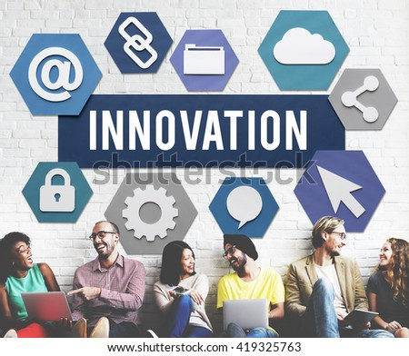 Innovation Creativity Imagination Ideas Concept - stock photo