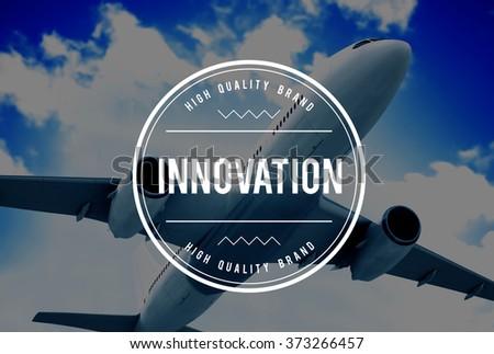 Innovation Technology Invention Inspiration Concept - stock photo