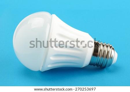 Innovative LED lighting solution - stock photo