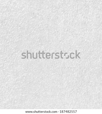 insulation foam - stock photo