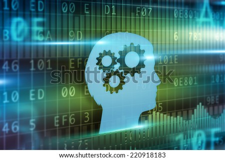 Intelligence concept - stock photo