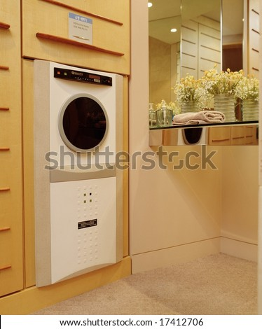 Interior and Decoration - stock photo