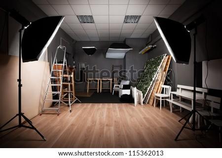 studio interior stock photos images amp pictures