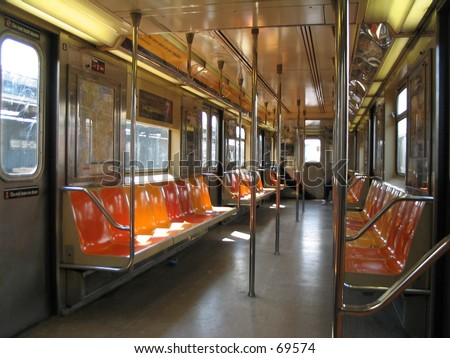 new york subway car stock photos new york subway car stock photography new york subway car. Black Bedroom Furniture Sets. Home Design Ideas