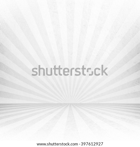interior with rays design background - stock photo