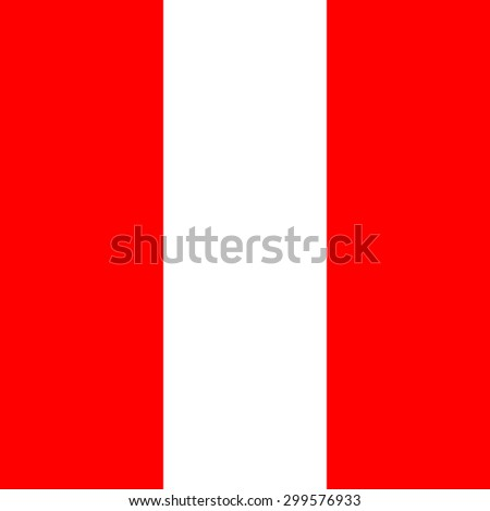 International maritime signal flags sea alphabet collection number 7 - stock photo