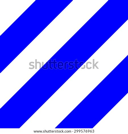 International maritime signal flags sea alphabet collection number 6 - stock photo