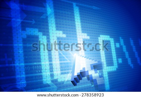 internet background. - stock photo