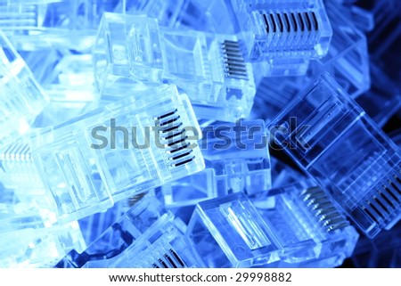 internet concept - stock photo