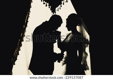 Intimate atmosphere - stock photo