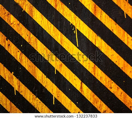Iron background with color stripe. - stock photo