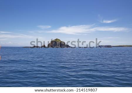 island - stock photo