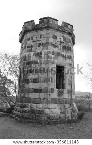 Isle of Skye - Scotland - stock photo