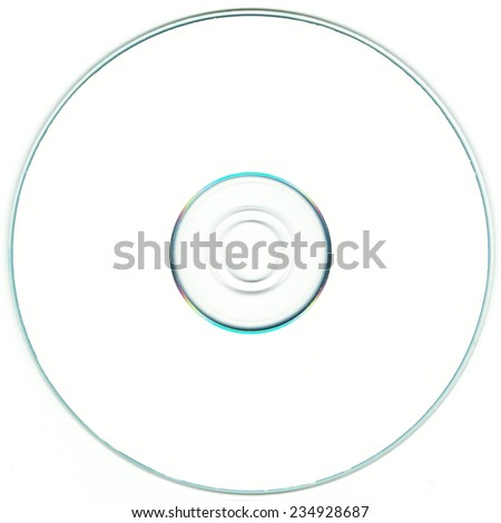 isolated cd or dvd texture - stock photo