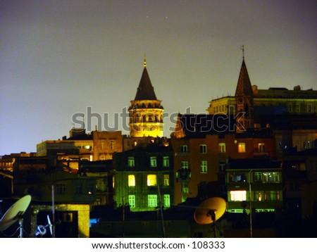 istanbul - stock photo