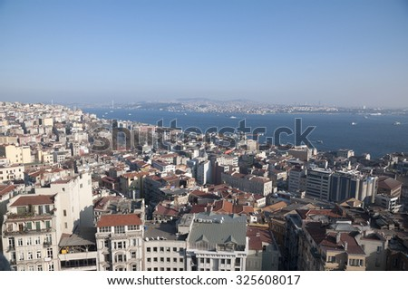 Istanbul, Turkey - stock photo