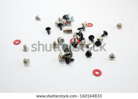 IT background - stock photo