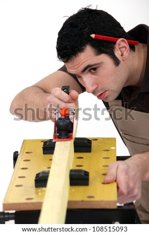It has to be smooth - stock photo