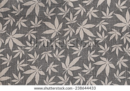 It is Canvas texture for pattern and background. - stock photo