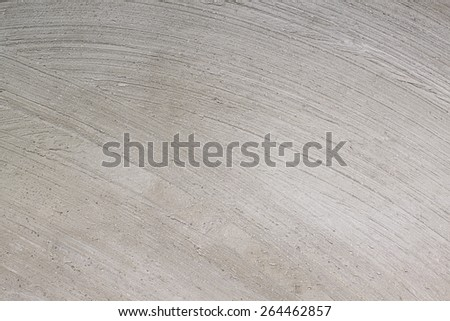 It is Design on cement and concrete for pattern. - stock photo