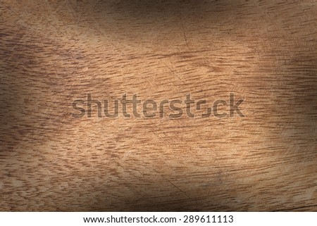 It is Scratch on wood for pattern. - stock photo