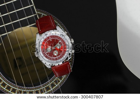 It's time to party - stock photo