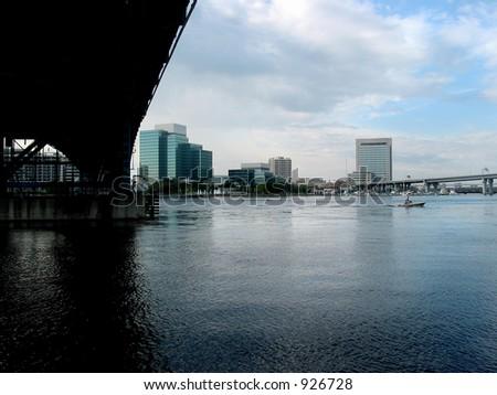 Jacksonville, Florida - stock photo