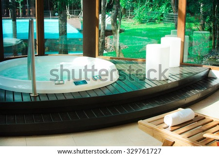 Jacuzzi Stock Photos Images Amp Pictures Shutterstock