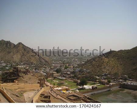 Jaipur, India - stock photo
