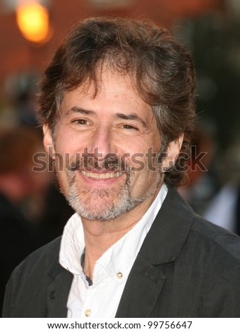 James Horner arriving for the Titanic 3D film premiere, Royal Albert Hall, London. 27/03/2012 Picture by: Alexandra Glen / Featureflash - stock photo