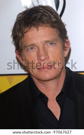 Jan 10, 2005; Los Angeles, CA:  Actor THOMAS HADEN CHURCH at the 10th Annual Critcs' Choice Awards at the Wiltern Theatre, Los Angeles. - stock photo