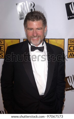 Jan 10, 2005; Los Angeles, CA:  Actor TREAT WILLIAMS at the 10th Annual Critcs' Choice Awards at the Wiltern Theatre, Los Angeles. - stock photo