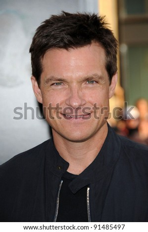 "Jason Bateman at the ""Green Lantern"" Los Angeles Premiere, Chinese Theater, Hollywood, CA. 06-15-11 - stock photo"