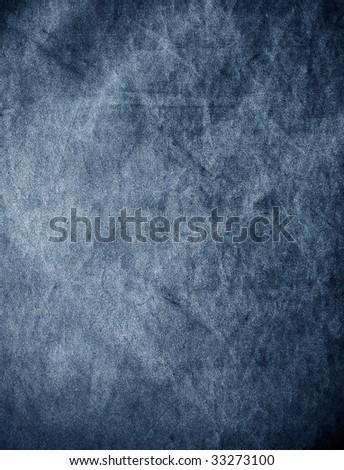 jean fabric background - stock photo