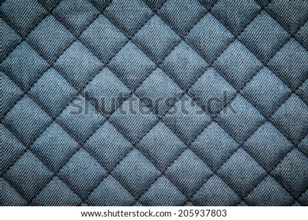 Jean fabric texture for background,wallpaper or backdrop - stock photo