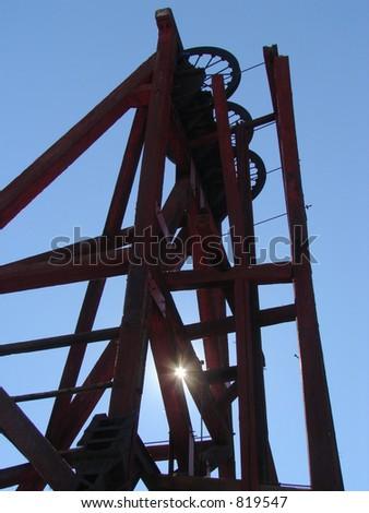 Jerome Sunlift - stock photo