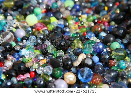 jewelery - stock photo