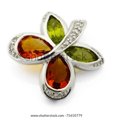 jewelry - stock photo