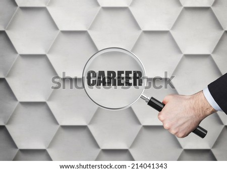 Job search Concept. - stock photo